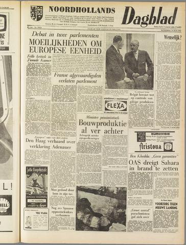 Noordhollands Dagblad : dagblad voor Alkmaar en omgeving 1962-06-14