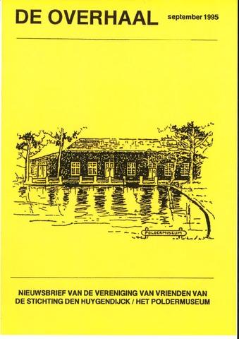 De Overhaal: historisch magazine Heerhugowaard 1995-09-01