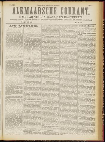 Alkmaarsche Courant 1916-05-17