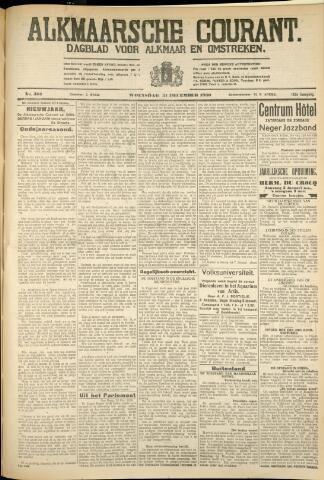 Alkmaarsche Courant 1930-12-31