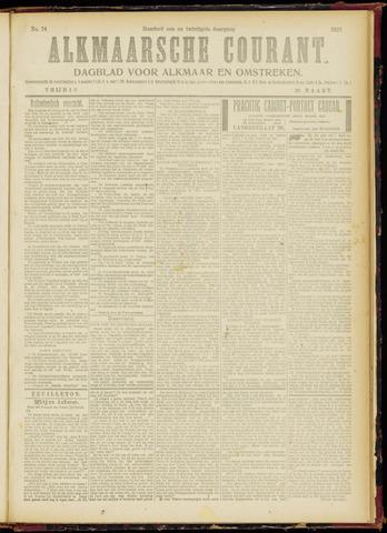 Alkmaarsche Courant 1919-03-28