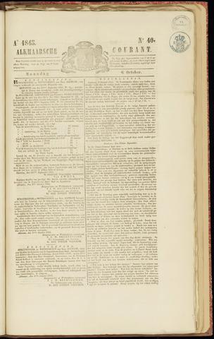 Alkmaarsche Courant 1845-10-06