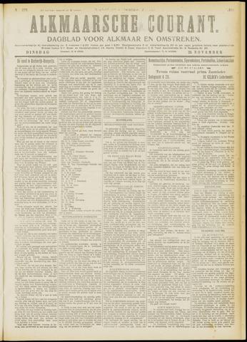 Alkmaarsche Courant 1919-11-25