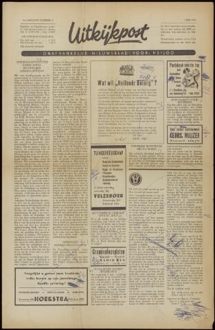 Uitkijkpost : nieuwsblad voor Heiloo e.o. 1958-04-25