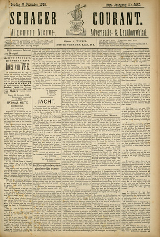 Schager Courant 1895-12-08