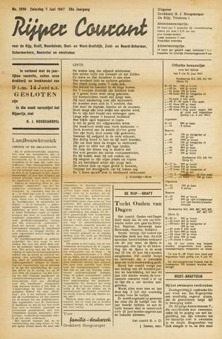 Rijper Courant 1947-06-07
