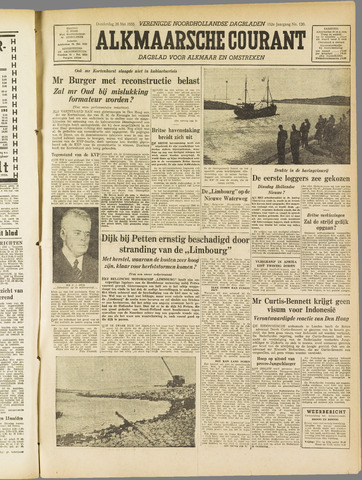Alkmaarsche Courant 1955-05-26