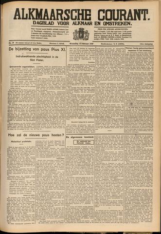 Alkmaarsche Courant 1939-02-15