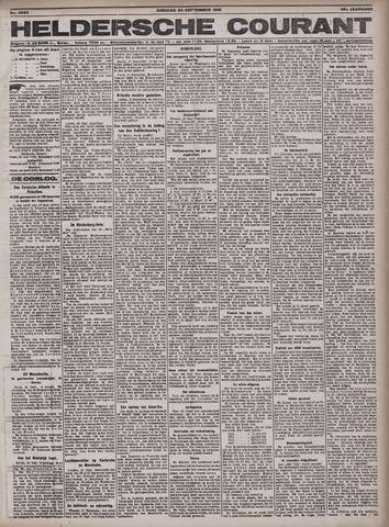 Heldersche Courant 1918-09-24