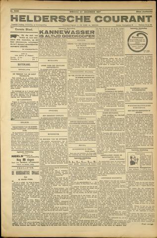 Heldersche Courant 1927-12-27