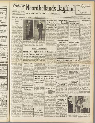 Nieuw Noordhollandsch Dagblad : voor Alkmaar en omgeving 1950-01-20