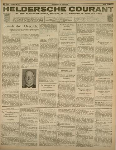 Heldersche Courant 1934-06-14
