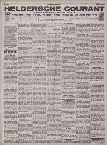 Heldersche Courant 1915-07-27