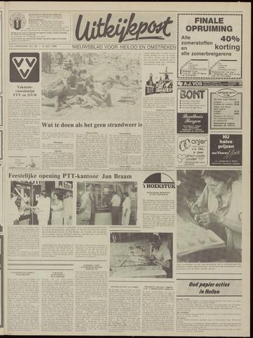 Uitkijkpost : nieuwsblad voor Heiloo e.o. 1986-07-16