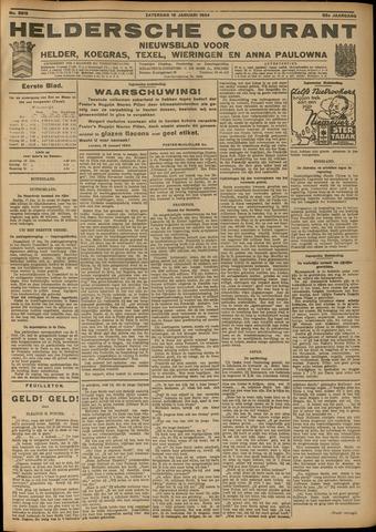 Heldersche Courant 1924-01-19