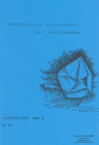 Kroniek Historisch Genootschap Wieringermeer 1998-04-01