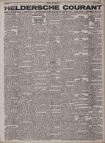 Heldersche Courant 1919-04-15
