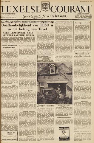 Texelsche Courant 1967-04-04