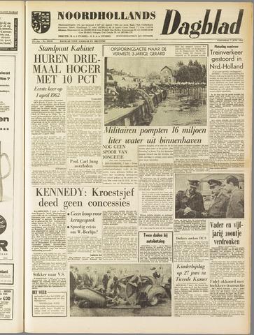 Noordhollands Dagblad : dagblad voor Alkmaar en omgeving 1961-06-07