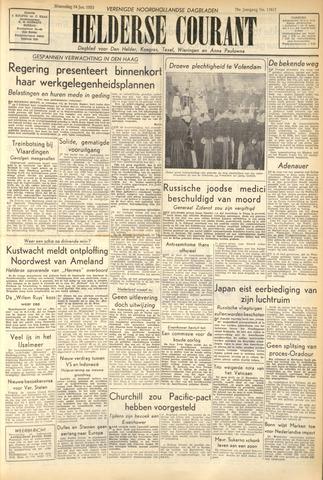Heldersche Courant 1953-01-14