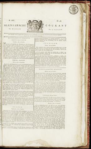 Alkmaarsche Courant 1825-10-31