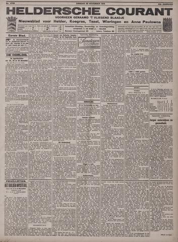 Heldersche Courant 1916-11-28