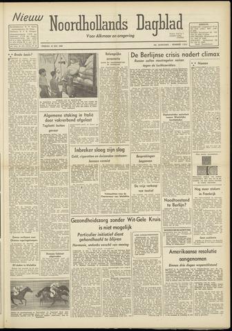 Nieuw Noordhollandsch Dagblad : voor Alkmaar en omgeving 1948-07-16