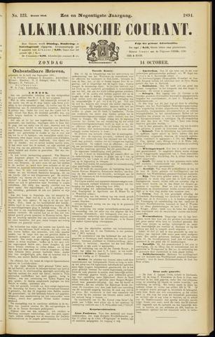 Alkmaarsche Courant 1894-10-14