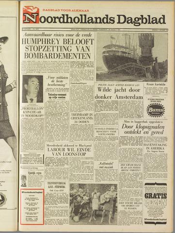 Noordhollands Dagblad : dagblad voor Alkmaar en omgeving 1968-10-01