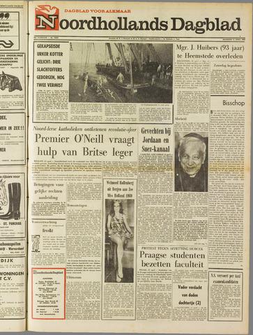 Noordhollands Dagblad : dagblad voor Alkmaar en omgeving 1969-04-21