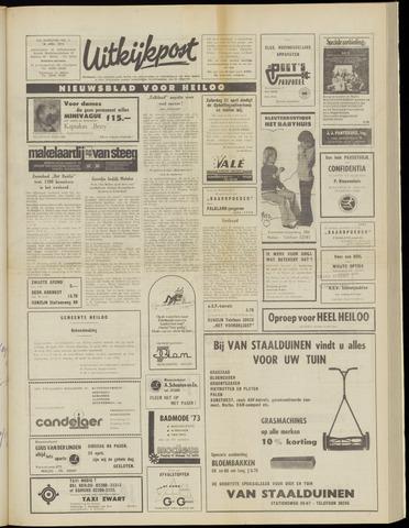 Uitkijkpost : nieuwsblad voor Heiloo e.o. 1973-04-18