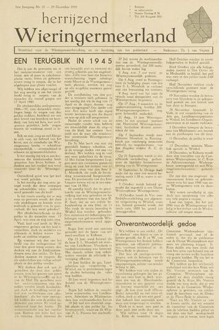 Herrijzend Wieringermeerland 1945-12-29