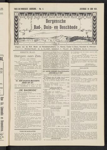 Bergensche bad-, duin- en boschbode 1931-06-20