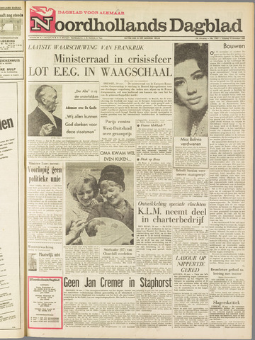 Noordhollands Dagblad : dagblad voor Alkmaar en omgeving 1964-11-10