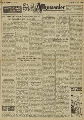 De Vrije Alkmaarder 1949-01-14