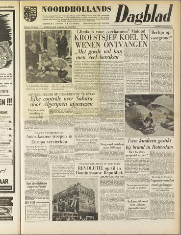 Noordhollands Dagblad : dagblad voor Alkmaar en omgeving 1961-06-03