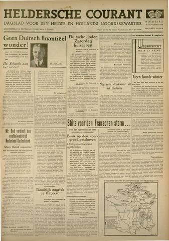 Heldersche Courant 1938-11-30
