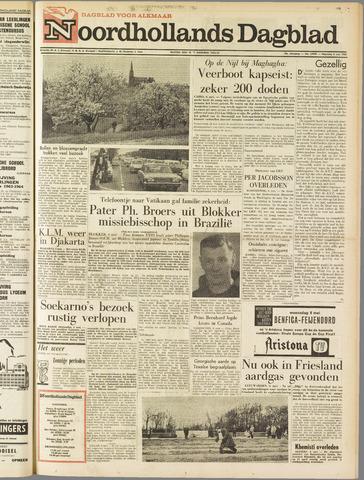 Noordhollands Dagblad : dagblad voor Alkmaar en omgeving 1963-05-06