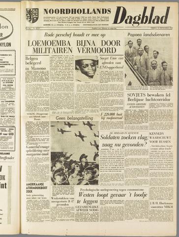 Noordhollands Dagblad : dagblad voor Alkmaar en omgeving 1960-09-16