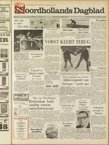 Noordhollands Dagblad : dagblad voor Alkmaar en omgeving 1968-01-11