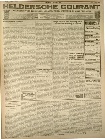 Heldersche Courant 1933-10-07