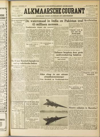 Alkmaarsche Courant 1955-09-07