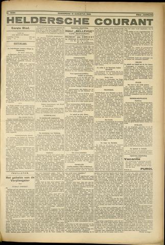 Heldersche Courant 1925-08-13