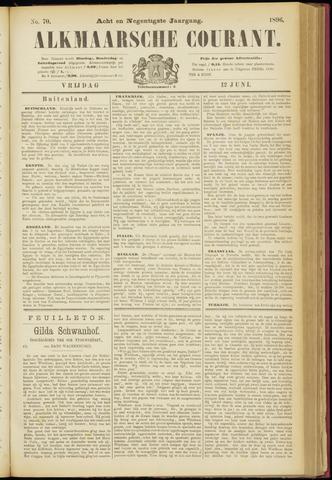 Alkmaarsche Courant 1896-06-12