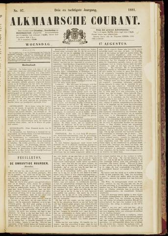 Alkmaarsche Courant 1881-08-17