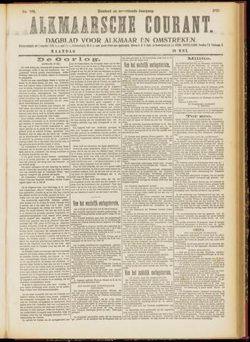 Alkmaarsche Courant 1915-05-10