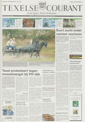 Texelsche Courant 2009-09-22