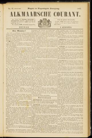 Alkmaarsche Courant 1897-08-01