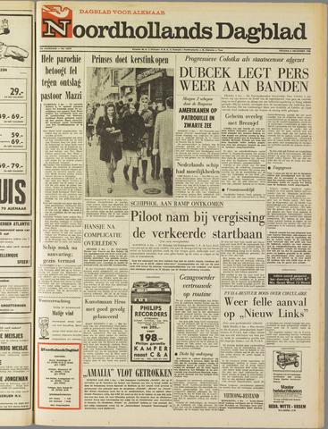 Noordhollands Dagblad : dagblad voor Alkmaar en omgeving 1968-12-06