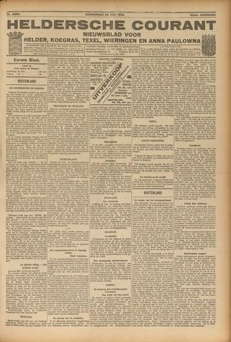 Heldersche Courant 1924-07-24